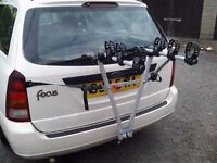 BRAND NEW (BOXED) 2 AND 3 BIKE TOWBAR CARRIERS