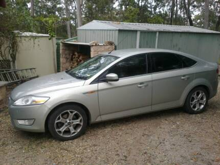 2009 Ford Mondeo Hatchback Turbo Diesel similar to Falcon in size Ashby Heights Clarence Valley Preview