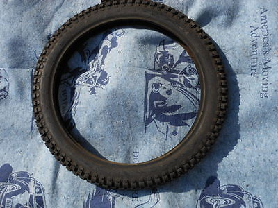 NEW IRC TRIALS MOTORCYCLE TIRE 2.75-18, used for sale  Luling