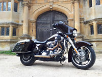 Harley Davidson Street Glide fitted with SE 120R Motor & Garrett Turbo very Low Miles