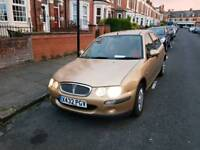 Rover 25 Reliable 100% Start