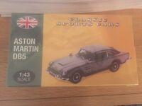 Small collectors Aston Martin DB5 car for sale!!