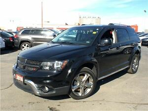 2016 Dodge Journey CROSSROAD**AWD**7 PASSENGER**NAVIGATION**LEAT