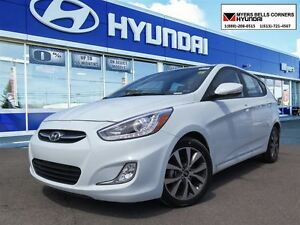 2016 Hyundai Accent 5DR AUTO GLS WITH SUNROOF (qualifies for 2.6