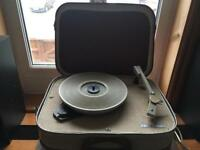 Vintage Fidelity Portable Record Player
