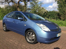 2009(09) TOYOTA PRIUS T3 1.5 VVTi HYBRID/PETROL WITH PCO LICENCE BADGE