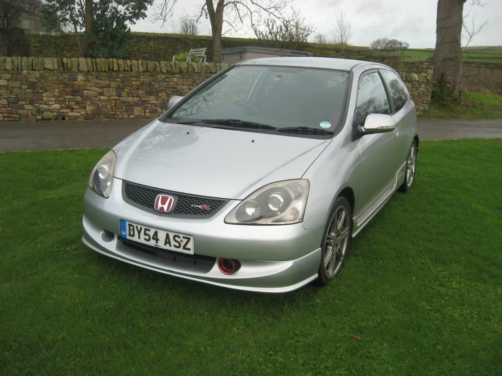 Honda Civic Type R Reduced Hpi Clear 2004 Ep3 Facelift
