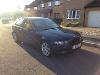 2002 BMW 316 COMPACT, STUNNING EXAMPLE- UNMARKED!!!! BEAUTIFUL DRIVE £795