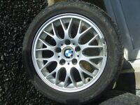 BMW X5 18 inch alloys