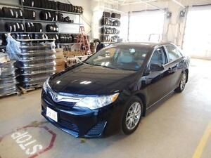 2014 Toyota Camry LE Upgrade Fuel savings with style
