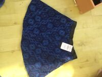 NEW Zara skirt with label still on size 10 ideal gift