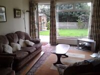 De lux self contained 1 bed flat/ apartment i Carryduff available end of April (non smoking)