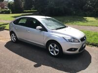 2010 Ford Focus 1.6 DIESEL, FULL SERVICE HISTORY, NEW MOT, FREE DELIVERY