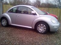 VW Beetle, FULL MOT