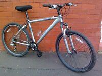 Trek mountain bike - Aluminium frame !