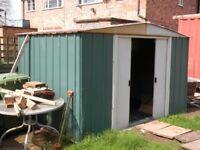 garden shed 10 x 8 feet