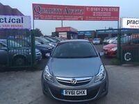 Vauxhall Corsa 1.2 i 16v Excite 4x4 5dr 6 MONTH WARRANTY,12 MONTH MOT