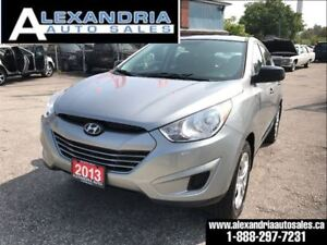 2013 Hyundai Tucson GLS FWD safety included