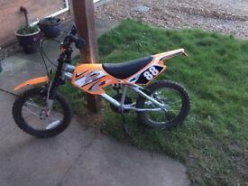 Boys bike 16'
