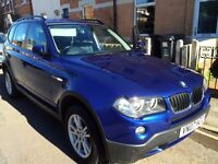 BMW X3 - LEATHER SEATS AND LEATHER TRIM - AMAZING