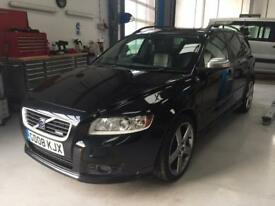Volvo V50 R Design - 2.4 D5 - 2008 - New CamBelt - Serviced - Bluetooth