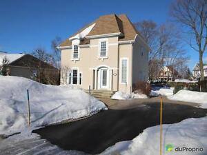 375 000$ - Maison 2 étages à vendre à St-Nicolas