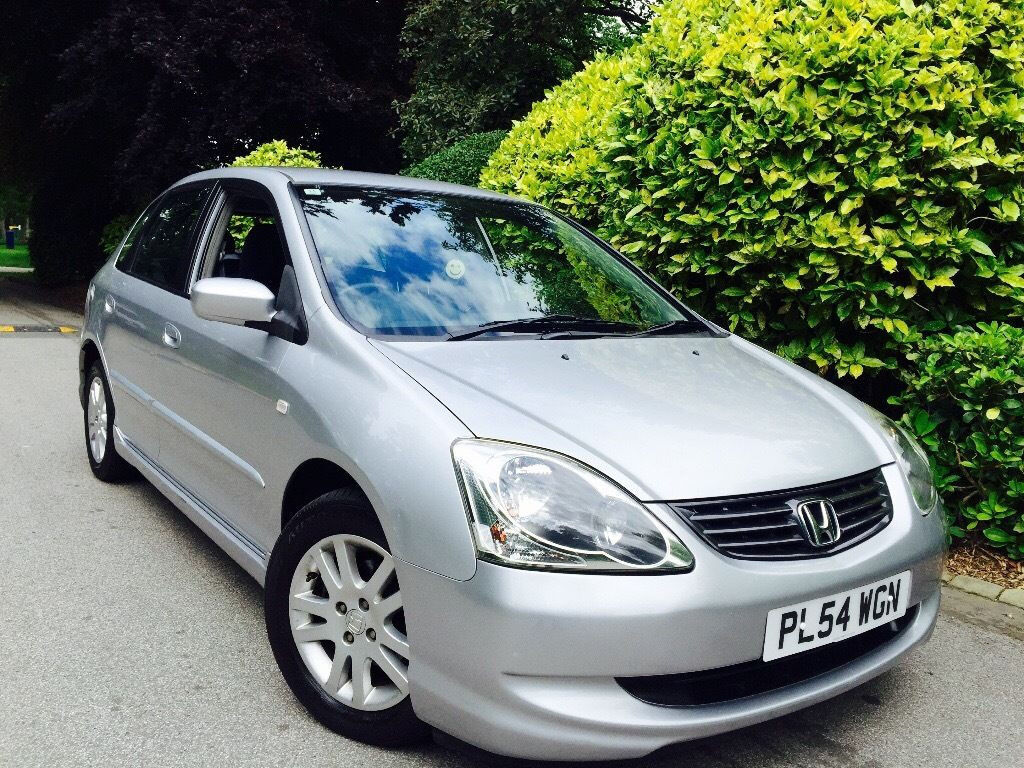 **33K MILES+AUTO** HONDA CIVIC 1.6 SE AUTO + FULLY SERV @ HONDA + 1 PENSIONR OWNER + IMMAC CONDITION