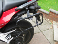 HONDA VFR800F 2014-18 GIVI/KAPPA LUGGAGE RACK PANNIERS NEW/UNUSED