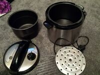 Tristar power pressure cooker XL for sale