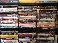 DVDs x 270 JOBLOT