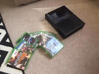 Xbox one and 6 games - perfect condition