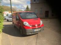 Renault traffic Nissan primastar , £1995.00, full year mot and all serviced