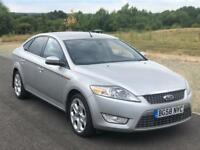 Ford Mondeo TDCI Titanium Diesel,Year MOT, 3 M Warranty, Leather Heated Seats,2 P Owner,F S History