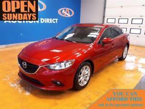 2014 Mazda MAZDA6 GS SUNROOF! FINANCE NOW!