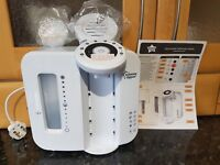 Unboxed/ unused Tommee tippee perfect prep machine