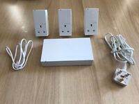 Insteon Home Automation Kit (Hub, 3 Plugs and Sensor) Android/IOS