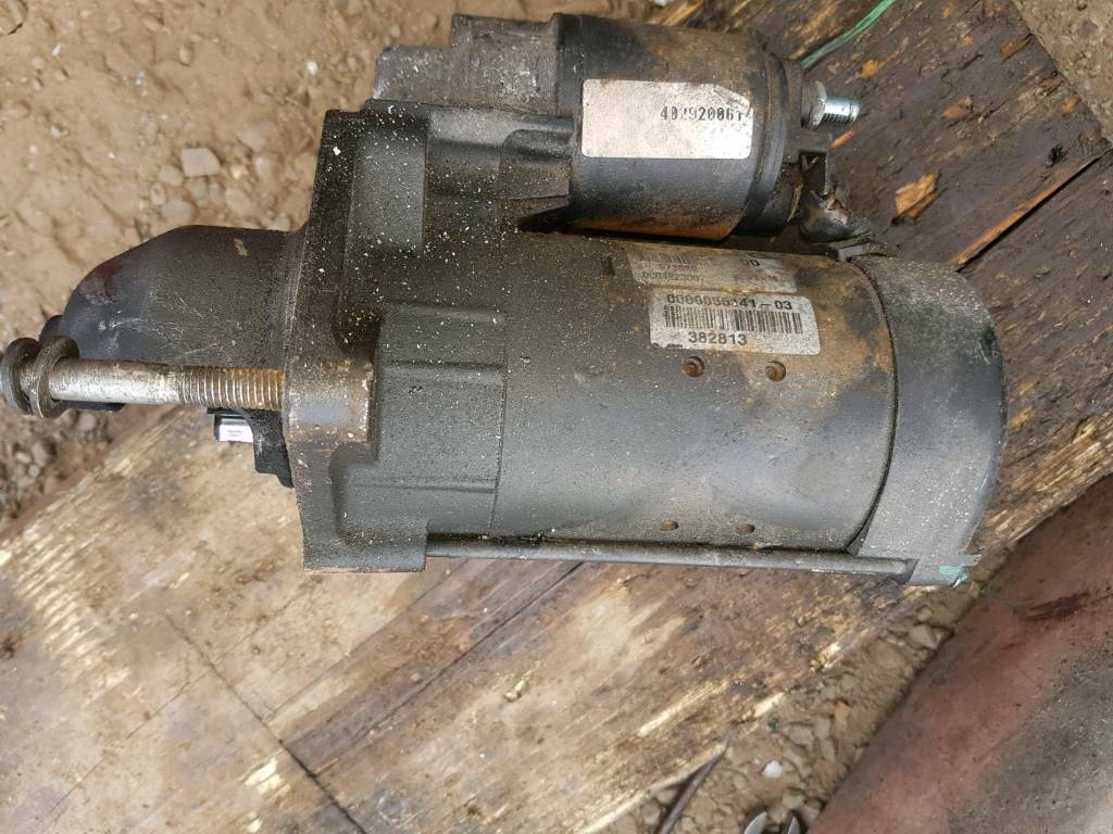 Iveco Daily starter motor. 2.3 engine