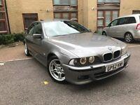 2003 BMW 525D M SPORT manual non smoker drives like a bullet £ 1850