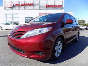 2015 Toyota Sienna LE 8 Passagers Bluetooth Bancs chauffant