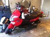 Gilera Runner ST 200 Sports Scooter Very Clean Original Hpi Clear 59 Reg