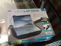 Lap Desk Laptop tray new in box
