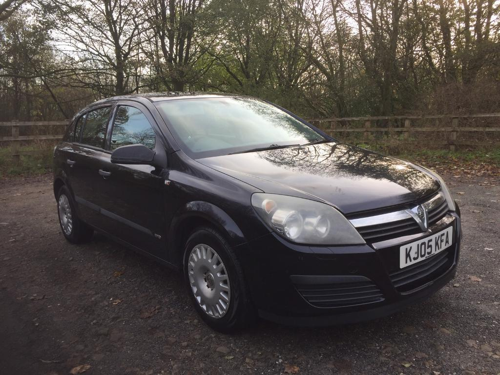 Vauxhall Astra 1 keeper from new