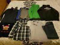 Boys clothes bundle 8-9y