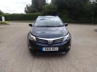 Toyota Avensis D-Cat Icon (grey) 2014