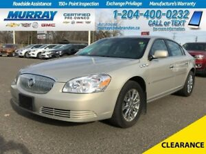 2009 Buick Lucerne CXL FWD *New Tires* *Heat/Vent Leather*