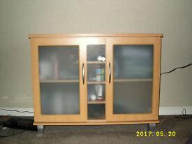 Beech sideboard / storage unit
