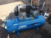 ABAC 3914 - 150 SINGLE PHASE Compressor