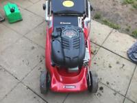 Mountfield M3 Petrol Lawnmower with Roller Briggs Stratton