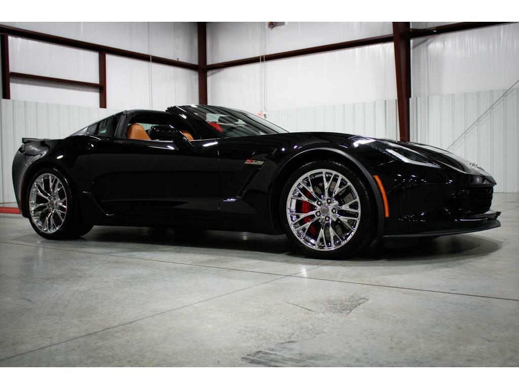 2016 Black Chevrolet Corvette Z06 3LZ | C7 Corvette Photo 7