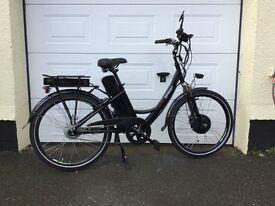 EZEE SPRINT electric long distance touring bike